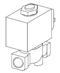 Desenho Válvula Solenóide